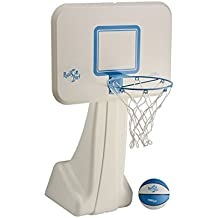 Dunnrite PoolSport pool basketball (B950) 13.5 inch stainless steel rim
