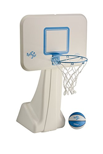 ool basketball (B950) 13.5 inch stainless steel rim (Portable Swimming Pool Basketball Hoop)