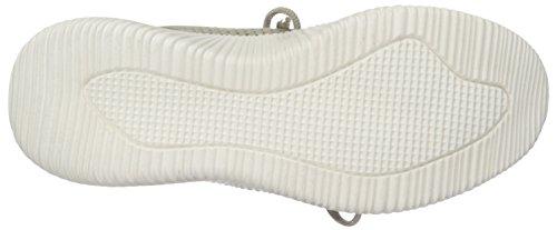 Qupid Dames Spyrock-10 Sneaker Taupe