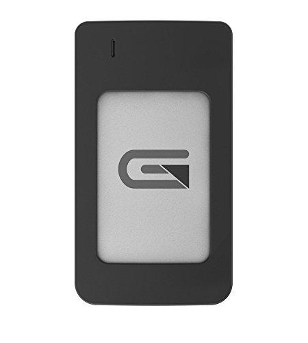 Glyph Atom RAID SSD 1TB Silver (External USB-C, USB 3.0, Thunderbolt 3) AR1000SLV