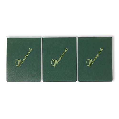 (3 Pack) Tacticai Memorandum Book — 4 1/2