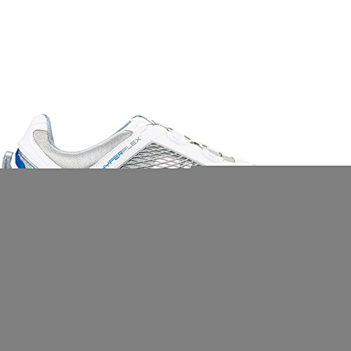 Footjoy 51053 M100 Hyperflex BOA Mens Golf Shoes, White & Grey & Blue - 10.0 Medium (Footjoy Shoes compare prices)