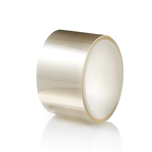 16' Adjustable Collar - TIERRAFILM Clear Acetate Roll 2 inch High - Cake Collar for Chocolate and Cake Decorating - Used by Top Pastry Chefs (2
