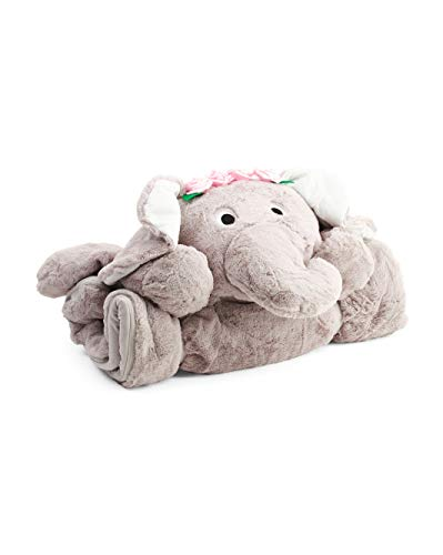 Frolics Plush Sleeping Bag Assorted Animals (Bunny)