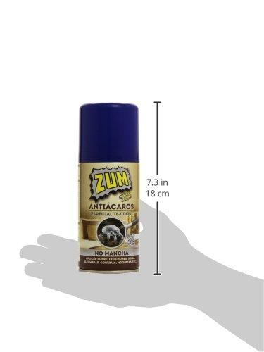 Zum - Antiácaros especial tejidos - No mancha - 300 ml: Amazon.es: Industria, empresas y ciencia