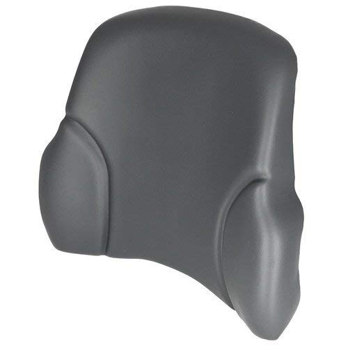 Backrest - Gray Vinyl Skid Steer Compatible with Bobcat 864 T250 773 873 S300 S130 T300 S160 A300 863 T200 T180 S220 S150 763 S185 T140 S205 T190 S175 John Deere 325 328 260 240 250 320 270 317 315 by All States Ag Parts