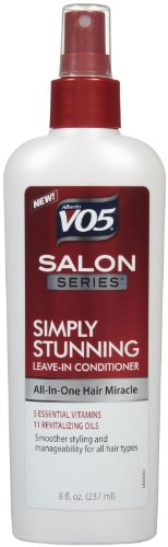 VO5 Salon Series Simply Stunning Leave-In Conditioner, 8 oz - Alberto Conditioner