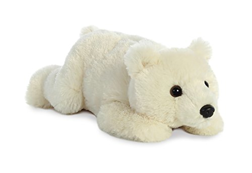 Aurora World Flopsie Plush Polar Bear