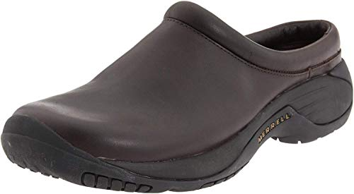 Merrell Men's Encore Gust Slip-On Shoe,Smooth Bug Brown Leather,11 M US