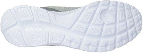 Reebok Mens Speedlux 3,0 Sneaker Grimmige Grijs / Vuursteen Grijs / Skull Grijs / Wit / Tin