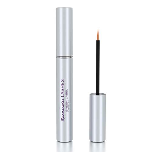 Eyelashes Eyebrows Growth Products. Eyelash Growth Serum Eyebrow Enhancer Spectacular Lashes . Green Label Cosmetics
