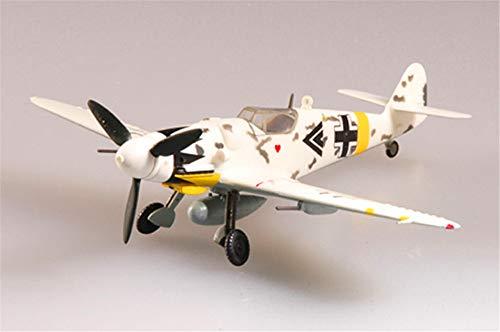 Easy Model WWII German BF109G-6 I./JG53 1945 HUNGARY 1/72 non diecast -