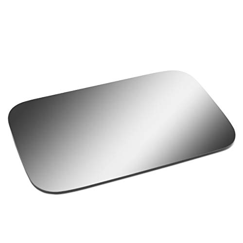 Driver/Left Side Door Rear View Mirror Glass Lens Replacement for 1984-1991 Ford - Ford Bronco Driver Replacement