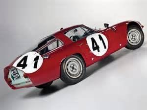 Amazon.com: Modelo factory-hiro 1/24 escala Alfa Romeo TZ1 ...