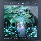 img - for First A Garden book / textbook / text book