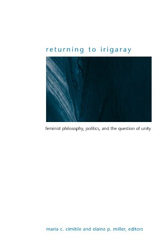 Returning to Irigaray: Feminist Philosophy, Politics, and the Question of Unity (Suny Series in Gender Theory)