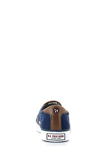 Scarpa Polo S Uomo U Tela blu Assn qrxBfqn1U