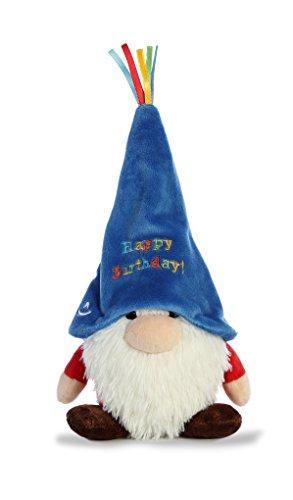 Aurora World Plush Gnomlin, Happy Birthday Gnome