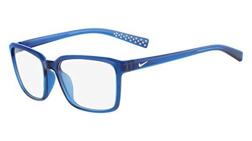 Nike - NIKE 7096, Géométriques, générique, homme, SHINY BLUE (400 ), 53/17/140