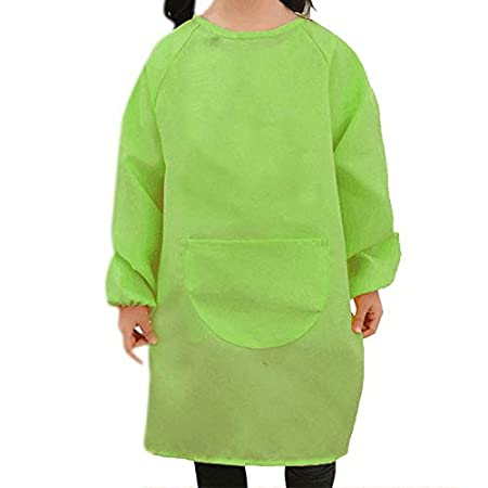 Conda Painting Apron For Childrens Kids 3-6 years 7-12 years Apron Painting At Home,School etc.