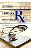 Library Rx, Martina Malvasi and Catherine Rudowsky, 0838984991