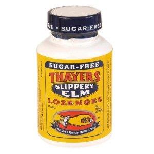 Тайер - скользкий вяз пастилки / без сахара, 150 мг, 100 таблетки
