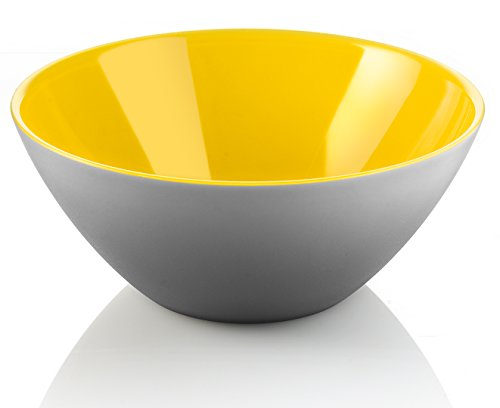 rge Bowl, BPA-Free Shatter-Resistant Acrylic, 9-3/4