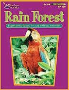 Rain Forest Activity Book