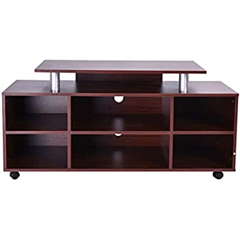 Amazon Com My Hope Wheeled Tv Stand Entertainment Center