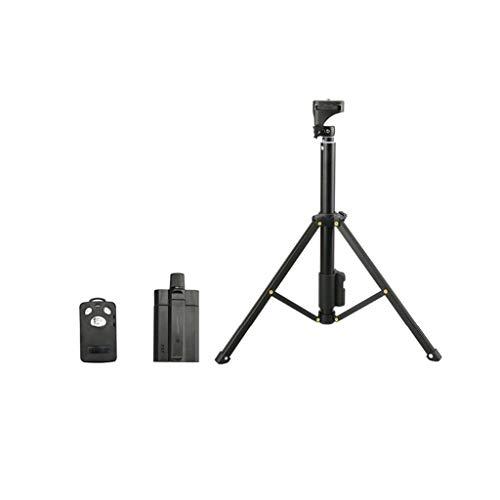 Camera Tripod, Sacow Tripod Selfie Stand Monopod Camera Bluetooth Remote Shutter Handle Selfie 3 in 1