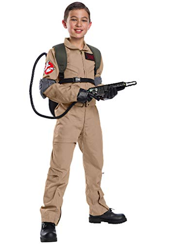 Premium Ghostbusters Kids Costume Large -