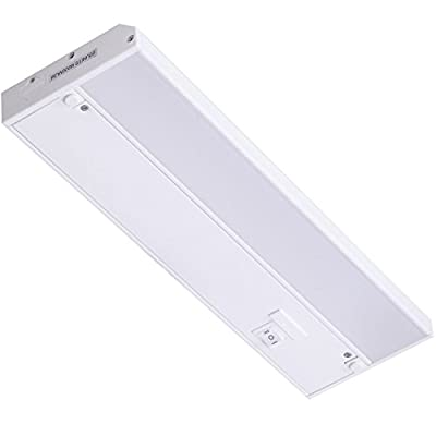 GetInLight 3 Color Levels Dimmable LED Under Cabinet Lighting with ETL Listed, Warm White (2700K), Soft White (3000K), Bright White (4000K)