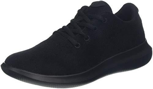 8882010 Shi Damen Sneaker schwarz Chung Wool Schwarz Duflerino Lace PFqwCw8R