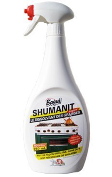 SHUMANIT Cold Grease Remover 26.4 Fl Oz 3-Pack