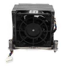 Supermicro SNK-P0048AP4 Heatsink X9 2U+ UP, DP Servers LGA2011 LGA1356 Intel® Xeon® E5-2600 and E5-2400 Series Brackets Included
