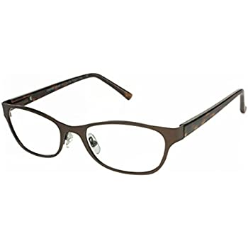 6f9cd77073 Foster Grant Charlsie Womens Multifocus Tortoise Progressive Readers (+1.00)
