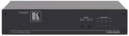 Kramer High Quality 1:4 HDMI Distributor VM-4HC by Kramer