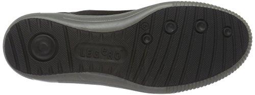 Legero Tanaro - Zapatillas Mujer Negro - Schwarz (Schwarz 00)