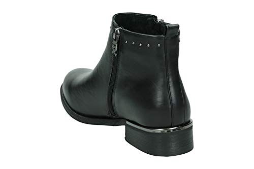 Damen Schwarz Kurzschaft 48619 XTI Stiefel 1vCwBqq