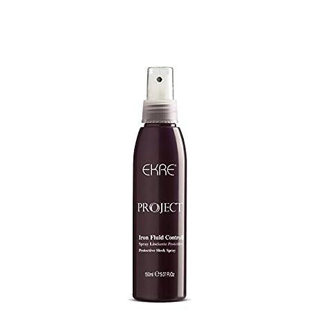 ekre Iron Fluid Protección Spray alisador plancha y secador 150 ml: Amazon.es: Belleza