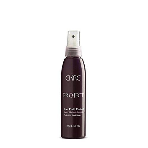 Ekre IRON FLUID Spray Lisciante Protettivo Piastra e Phon 150ml