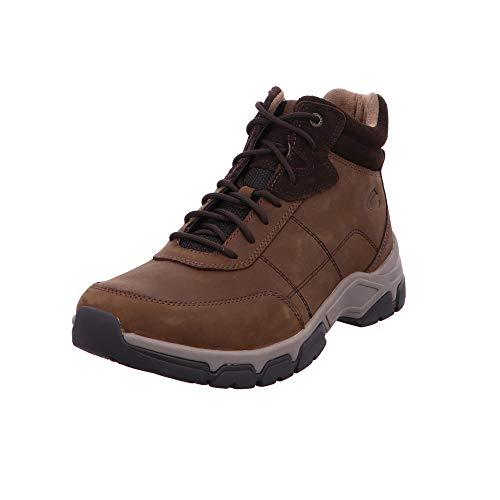 12 12 Chameau mocca Des Hommes Actif Effet Brun Mocha lt 13 Haute Chaussure De rvO7rq
