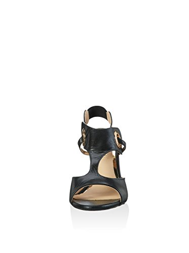 Cafè Noir QLC204 femmes, cuir lisse, sandales