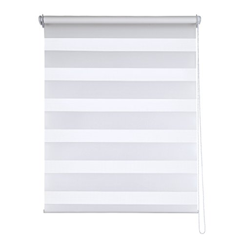 Tong Hao Zebra Shade Blinds Horizontal Window Curtain Shade Blind Roller Curtains 35
