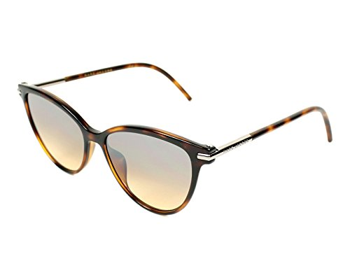 Marc Jacobs Women's Cat Eye Sunglasses, Havana Brown Blue/Grey Blue, One - Sunglasses Eye Marc Cat Jacobs