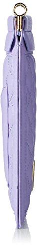 Love Moschino JC5300, Bolsa de Medio Lado para Mujer, 13x40x37 cm (B x H x T) Morado (lavender)
