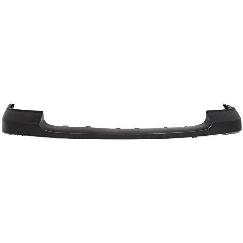 gmc sierra front bumper cover - 3