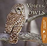 Voices of North American Owls CD