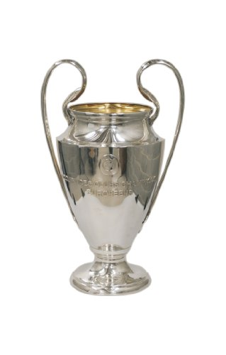 (Uefa Champions League Replica Trophy – 45 mm – multi Colour, One Size)