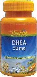 DHEA 50 mg - 60 - Capsule